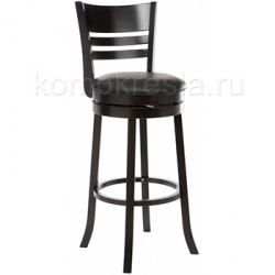 Барный стул Salon cappuccino / black «1849»
